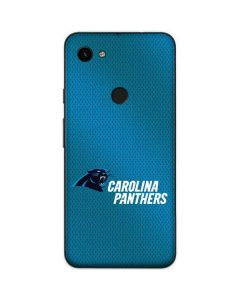 Carolina Panthers Team Jersey Google Pixel 3a Skin
