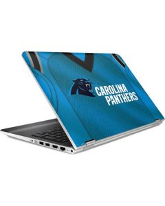 Carolina Panthers Team Jersey HP Pavilion Skin