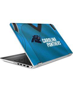 Carolina Panthers Team Jersey HP Pavilion Skin