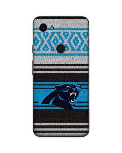 Carolina Panthers Trailblazer Google Pixel 3a Skin