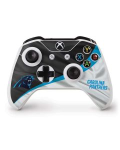 Carolina Panthers Xbox One S Controller Skin