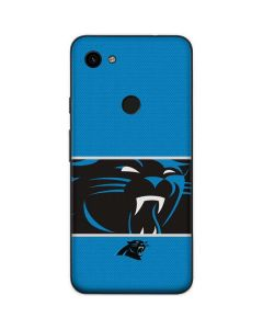 Carolina Panthers Zone Block Google Pixel 3a Skin