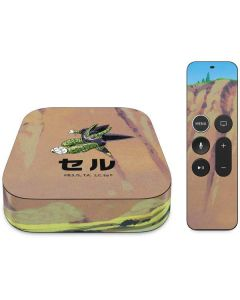 Cell Power Punch Apple TV Skin