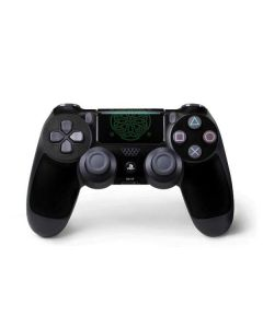 Celtic Cross on Black PS4 Pro/Slim Controller Skin