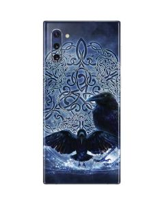 Celtic Raven Galaxy Note 10 Skin