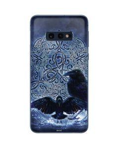 Celtic Raven Galaxy S10e Skin
