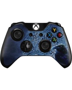 Celtic Raven Xbox One Controller Skin