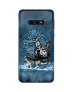 Celtic Wolf Galaxy S10e Skin