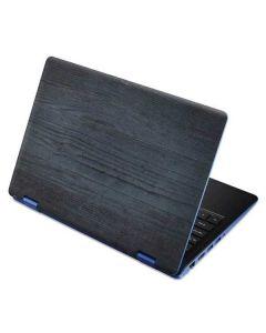 Charcoal Wood Aspire R11 11.6in Skin
