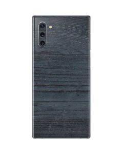 Charcoal Wood Galaxy Note 10 Skin