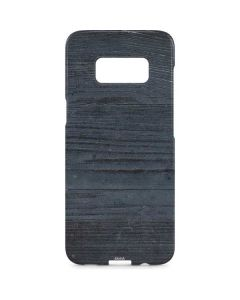 Charcoal Wood Galaxy S8 Plus Lite Case
