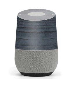 Charcoal Wood Google Home Skin