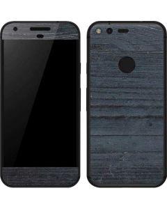 Charcoal Wood Google Pixel Skin