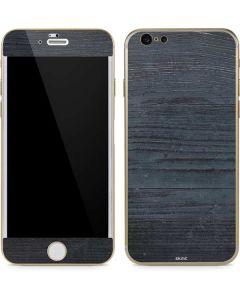 Charcoal Wood iPhone 6/6s Skin