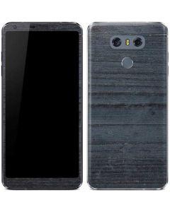 Charcoal Wood LG G6 Skin