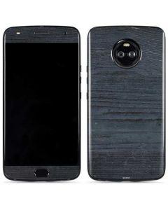 Charcoal Wood Moto X4 Skin