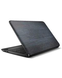 Charcoal Wood HP Notebook Skin