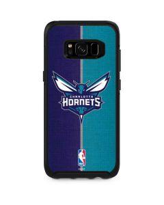 Charlotte Hornets Canvas Otterbox Symmetry Galaxy Skin
