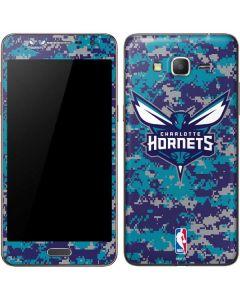 Charlotte Hornets Digi Camo Galaxy Grand Prime Skin