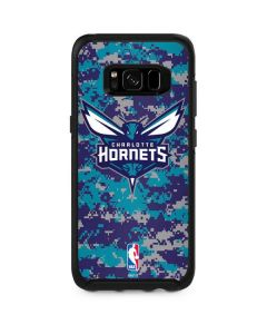 Charlotte Hornets Digi Camo Otterbox Symmetry Galaxy Skin