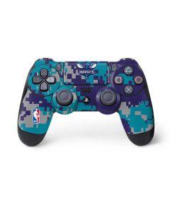 Charlotte Hornets Digi Camo PS4 Controller Skin