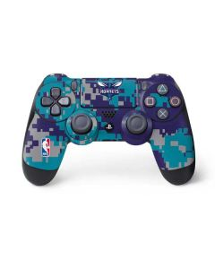 Charlotte Hornets Digi Camo PS4 Pro/Slim Controller Skin