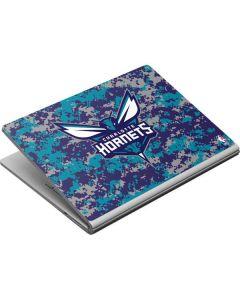 Charlotte Hornets Digi Camo Surface Book Skin