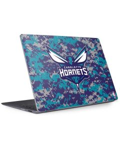 Charlotte Hornets Digi Camo Surface Laptop 2 Skin