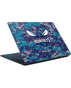 Charlotte Hornets Digi Camo Surface Laptop Skin