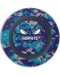 Charlotte Hornets Digi Camo Wireless Charger Skin