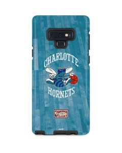 Charlotte Hornets Hardwood Classics Galaxy Note 9 Pro Case