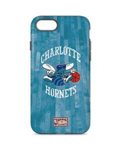 Charlotte Hornets Hardwood Classics iPhone 7 Pro Case