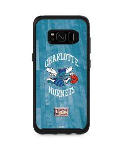 Charlotte Hornets Hardwood Classics Otterbox Symmetry Galaxy Skin