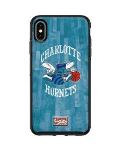 Charlotte Hornets Hardwood Classics Otterbox Symmetry iPhone Skin