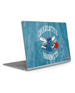 Charlotte Hornets Hardwood Classics Surface Book 2 13.5in Skin