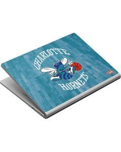 Charlotte Hornets Hardwood Classics Surface Book Skin