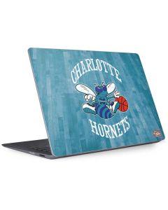 Charlotte Hornets Hardwood Classics Surface Laptop 2 Skin