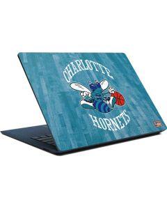Charlotte Hornets Hardwood Classics Surface Laptop Skin