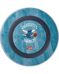 Charlotte Hornets Hardwood Classics Wireless Charger Skin