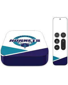 Charlotte Hornets Split Apple TV Skin