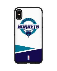 Charlotte Hornets Split Otterbox Symmetry iPhone Skin