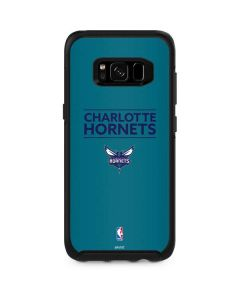 Charlotte Hornets Standard - Blue Otterbox Symmetry Galaxy Skin