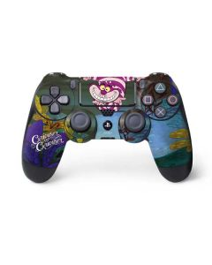 Cheshire Cat Curiouser PS4 Controller Skin