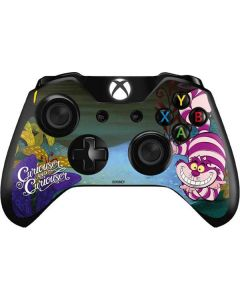 Cheshire Cat Curiouser Xbox One Controller Skin