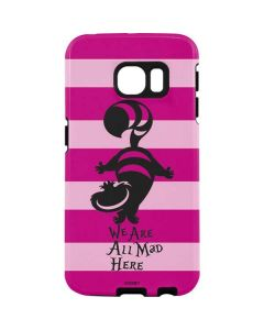 Cheshire Cat We Are All Mad Here Galaxy S7 Edge Pro Case