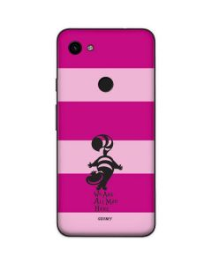 Cheshire Cat We Are All Mad Here Google Pixel 3a Skin