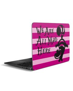 Cheshire Cat We Are All Mad Here Zenbook UX305FA 13.3in Skin
