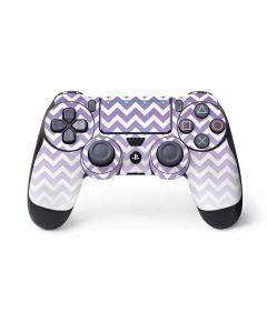 Chevron Purple Ombre PS4 Pro/Slim Controller Skin