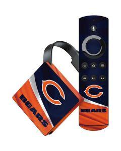 Chicago Bears Amazon Fire TV Skin