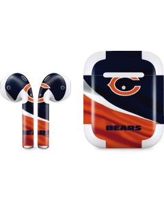 Chicago Bears Apple AirPods 2 Skin